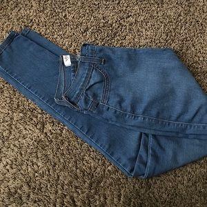 Vibrant Skinny Jeans